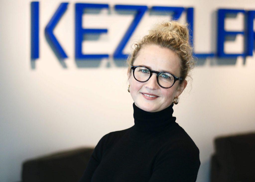 Christine Charlotte Akselsen CEO Kezzler