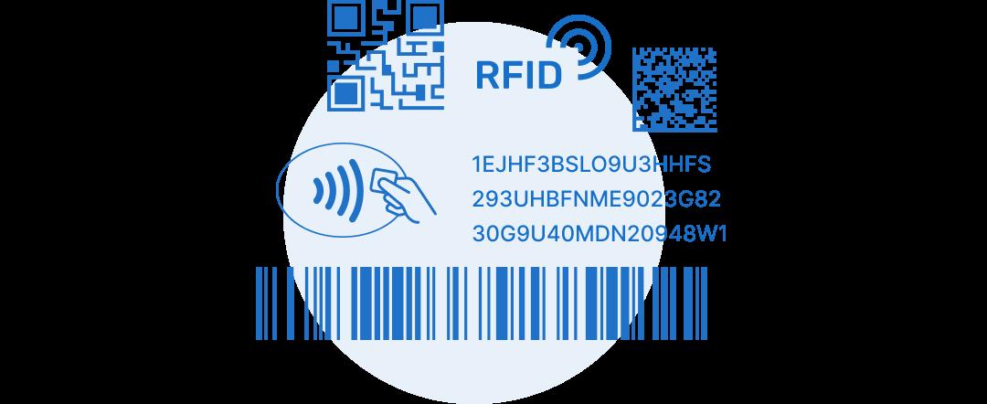 Flexible traceability platform, system, carrier, code, cloud, application agnostic, RFID.