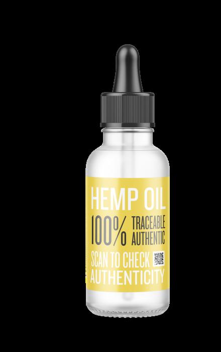 Traceable, authentic hemp oil kezzler.