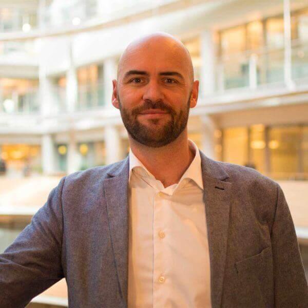 Piet De Vriendt - Sr. Business Development Manager, Kezzler