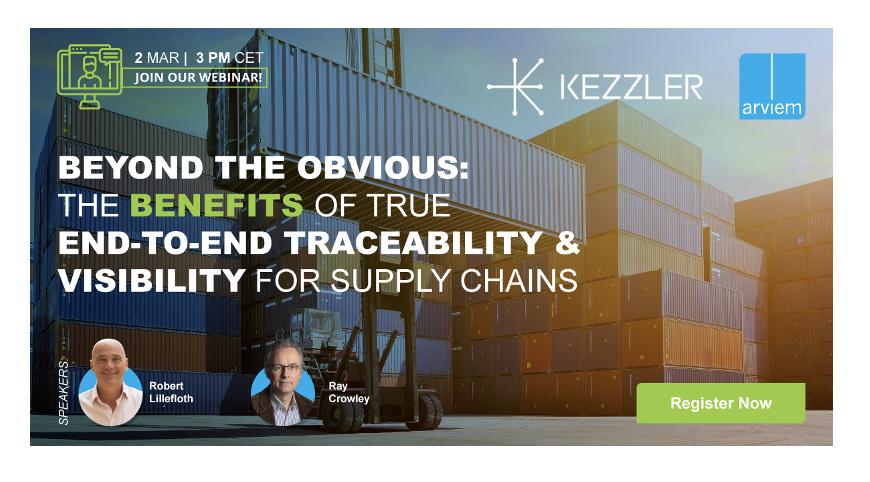 Kezzler Arveim webinar 2