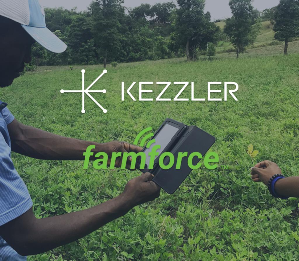 Kezzler and Farmforce partnership